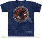 T - Shirt Tribal Eagle