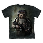T-Shirt Marine Sam