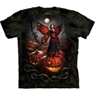 T-Shirt Halloween Fairy