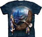 T-Shirt Patriotic Eagle