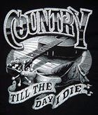 T - Shirt Country