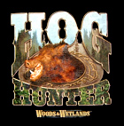T - Shirt Hog Hunter