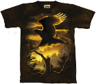 T-Shirt Golden Eagle