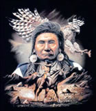 T-Shirt Chief Joseph